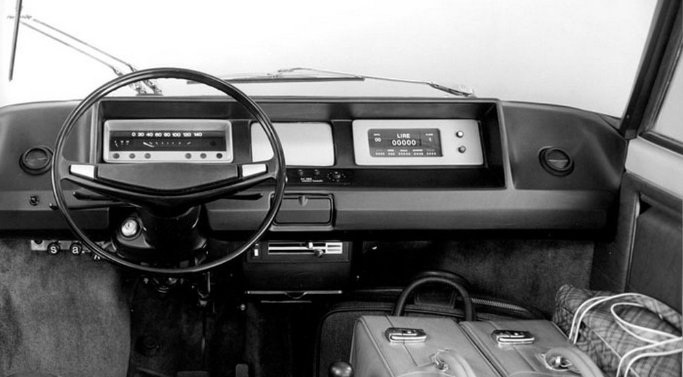 FIAT City Taxi Prototyp (1968)
