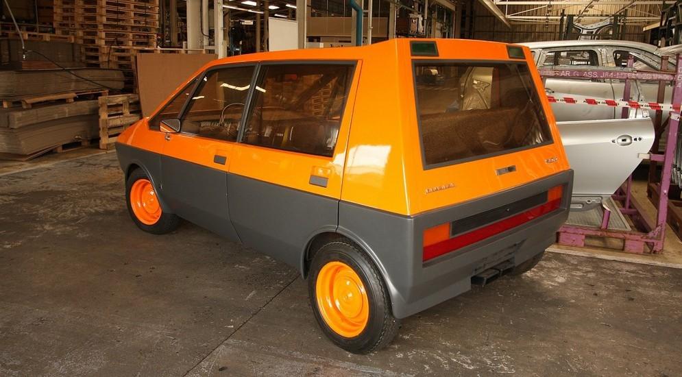 Peugeot 204 Taxi H4 от Heuliez (1972)