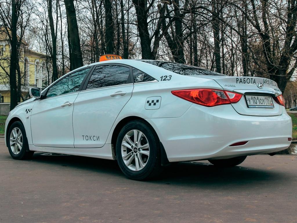 такси Hyundai Sonata