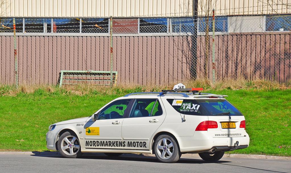 такси в Швеции