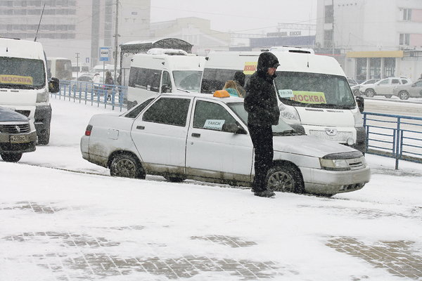 такси в Нижнем Новгороде