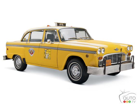 Checker Marathon Taxi 1981-1982