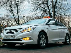 Hyundai Sonata: проверено в такси