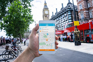 Агрегатор такси, в который Mercedes вложил $200 млн, пытается получить лицензию TfL для работы в Лондоне