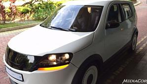 В Сингапуре запущено производство электро такси с быстрой зарядкой