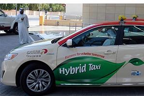 RTA приобретает новые гибридные транспортные средства