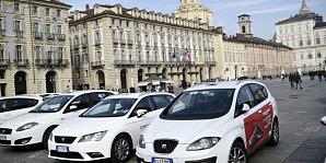 По всей Италии проходит очередная забастовка таксистов
