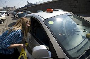 Более чем на 7 млн руб. оштрафованы за нарушения подмосковные таксисты с начала года
