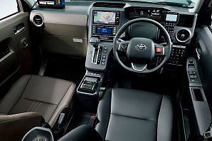 Toyota удивила новой машиной для такси