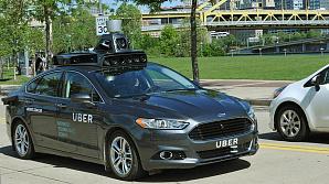Alphabet обвиняет Uber в воровстве технологии беспилотного авто