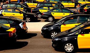 Почему такси в Барселоне – черно-желтые?