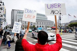 Uber запрещают по всему миру