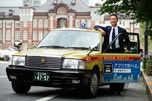 «Принц такси» сражается, чтобы Uber потерпел поражение в Японии