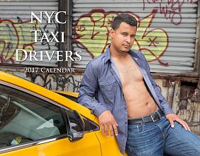 Горячо! Таксисты Нью-Йорка снялись для календаря в откровенных позах
