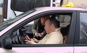 Итоги рейдов по проверке такси подвели в налоговом управлении