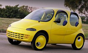 Экзотические такси, которые так и остались прототипами
