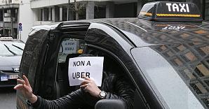 Апелляционный суд Брюсселя подтвердил запрет одного из сервисов Uber