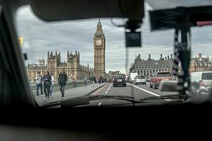 На улицах Лондона. Чёрные кэбы и Uber - борьба за будущее