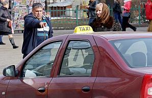 Таксисты расплатились за долги автомобилем