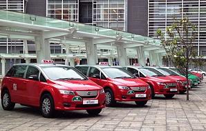 eTaxi – «зеленая» система такси в Гонконге