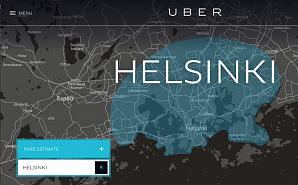 В Финляндии впервые осудили водителей Uber за незаконное предпринимательство