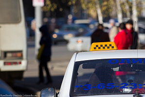 Победитель конкурса на самое безопасное такси в Томской области получит автомобиль