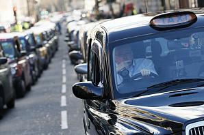 Uber ноет из-за плана мэра по поддержке лондонских кэбов
