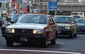 Япония приостановила работу Uber