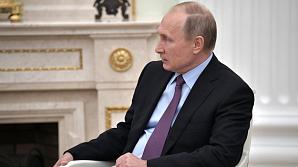 Путин поручил прописать порядок ограничения доступа к сайтам агрегаторов такси