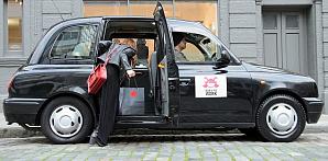 В Лондоне появятся такси для пассажиров с похмельем