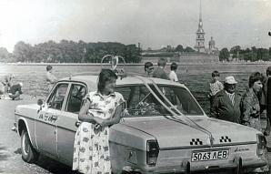 Тайны советских таксистов