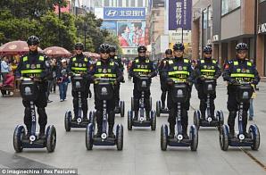 Uber отследит и накажет ввязавшихся в столкновения с китайской полицией