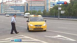 """С московскими бомбилами борются """"Заслоном"""""""